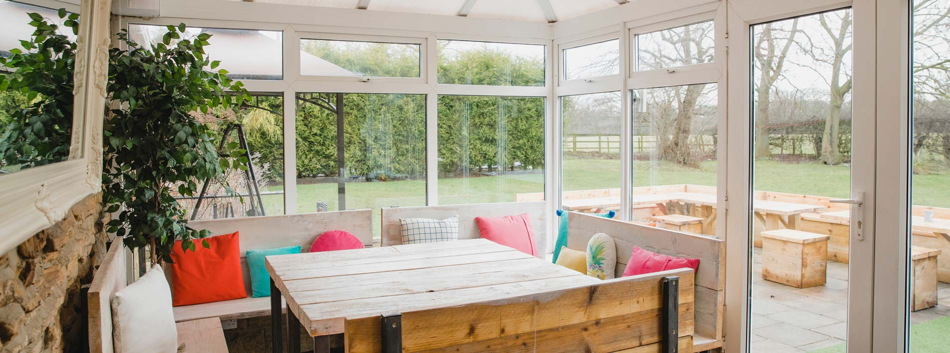 Professional conservatory conversion
